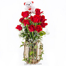 Hooray For Love- Mix Of Red Roses For Valentines By Flower Republic at Kapruka Online for flowers
