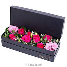 Convincing Fairies- Mix Of Lisianthus And Pink Roses.at Kapruka Online for flowers