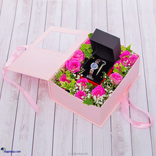 A Time Piece In Roses at Kapruka Online