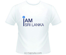 Sri Lanka Cricket Fan T-Shirtat Kapruka Online for merchandise_general