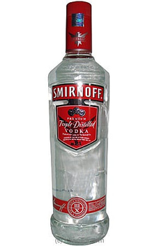 Smirnoff Vodka - 750ml at Kapruka Online