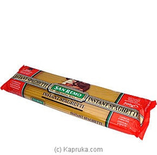 Instant Spaghetti - 500g By San Remo at Kapruka Online for specialGifts