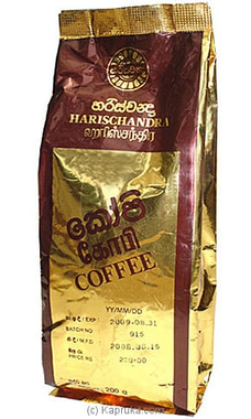 Harischandra Coffee - 200g By Harischandra at Kapruka Online for specialGifts