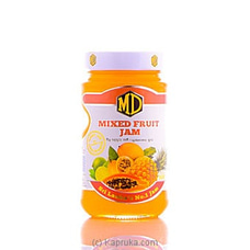 MD Mixed Fruit Jam Bottle - 500g By MD at Kapruka Online for specialGifts