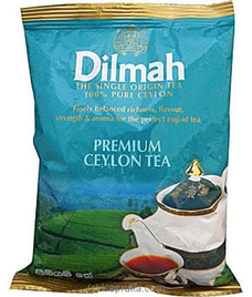 Dilmah Premium Leaf Tea Bag - 200g By Dilmah at Kapruka Online for specialGifts