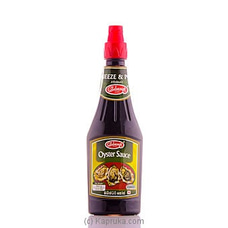 Edinborough Oyster Sauce Bottle 385ml at Kapruka Online
