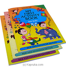 A Set Of Macmillan Activity Books at Kapruka Online
