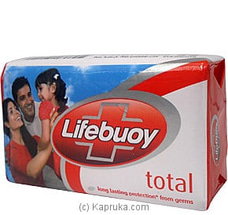Lifebuoy - Total Soap - 100g By Lifebuoy at Kapruka Online for specialGifts