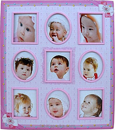 Baby Album - Pink By FIRST SMILE at Kapruka Online for specialGifts
