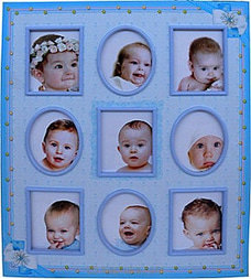 Baby Album - Blue at Kapruka Online