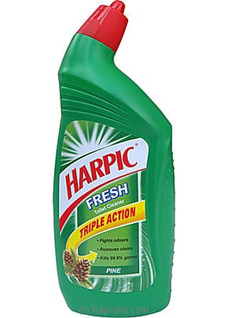 Harpic - Pine Fresh Toilet Cleaner (Green) Bottle - 500ml at Kapruka Online