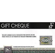 Rs 2,000 Ramani Salon Gift Voucher at Kapruka Online