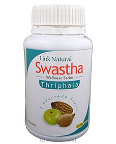 Link Natural - Swastha Thriphala ( 120 Tablets ) By Link Natural at Kapruka Online for specialGifts