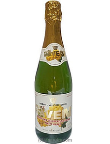 Pure Heaven Sparkling White Grape Wine Bottle - 750mlat Kapruka Online for specialGifts