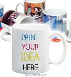 Customized Mugs at Kapruka Online