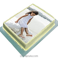 Custom Printed Cakes at Kapruka Online