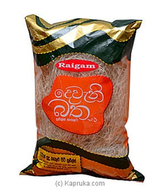 Raigam Deveni Batha Noodles (White Rice) By Raigam at Kapruka Online for specialGifts