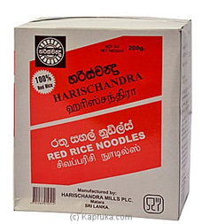 Harischandra Red Rice Noodles at Kapruka Online