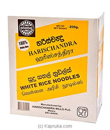 Harischandra White Rice Noodles By Harischandra at Kapruka Online for specialGifts