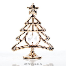 Tree Of Golden Xmas By HABITAT ACCENT at Kapruka Online for specialGifts