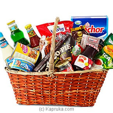 Custom Grocery Basket at Kapruka Online