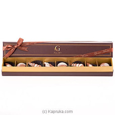 Milk Ganache Chocolate Seashells 8 Pieces(GMC) By GMC at Kapruka Online for specialGifts