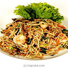 Fried Noodles with Chicken and Shrimp at Kapruka Online