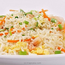 Fried Rice With Shrimp and Chicken at Kapruka Online