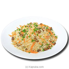 Mixed Fried Rice at Kapruka Online