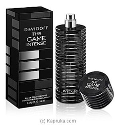Davidoff The Game Intense  - 100ml By DAVIDOFF at Kapruka Online for specialGifts