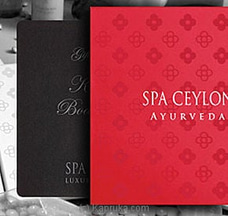 Spa Ceylon Gift Voucher at Kapruka Online