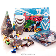 Disney Avengers Party Packat Kapruka Online for specialGifts