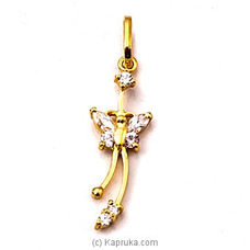 22kt Gold Pendant(P611/1 )at Kapruka Online for specialGifts