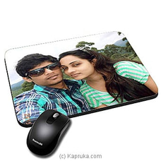 Customized Mouse Pad at Kapruka Online