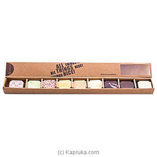 9 Pieces Chocolate Box(Cinnamon Lake Side) By Cinnamon Lakeside at Kapruka Online for specialGifts