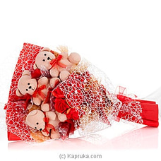 Teddies In Lace By Huggables at Kapruka Online for specialGifts