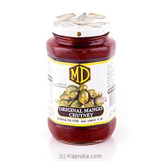 MD Mango Chutney 460g By MD at Kapruka Online for specialGifts