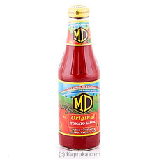 MD Tomato Sauce 400g By MD at Kapruka Online for specialGifts