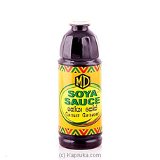 MD Soya Sauce 500ml By MD at Kapruka Online for specialGifts