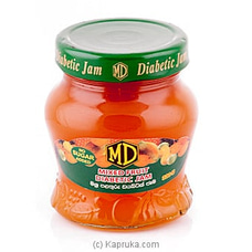 MD  Mixed Fruit Diabetic Jam 330g at Kapruka Online