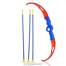 World Champion Archer Toy Bow And Arrow Dart Play Set By Brightmind at Kapruka Online for specialGifts