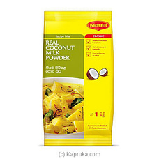 MAGGI Real Coconut Milk Powder - 1kg By Maggi|Nestle at Kapruka Online for specialGifts