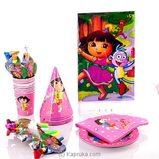Dora Party Packat Kapruka Online for specialGifts