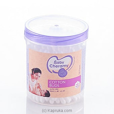 Baby Cheramy Cotton Buds 100 Pieces By Baby Cheramy at Kapruka Online for specialGifts
