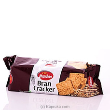 Munchee Bran Cracker 240g at Kapruka Online