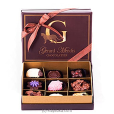 9 Piece Chocolate Box(gmc) at Kapruka Online