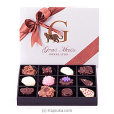 12 Piece Wooden Chocolate Box(GMC) By GMC at Kapruka Online for specialGifts