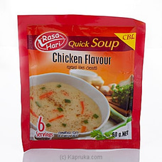 Rasa Hari Cream Of Chicken Soup 60g at Kapruka Online