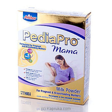 Anchor Milk Powder Pedia Pro Mama 400g By Anchor at Kapruka Online for specialGifts