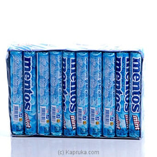 Mentos Mint 20 Pcs By Mentos at Kapruka Online for specialGifts